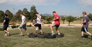 outdoor training 012