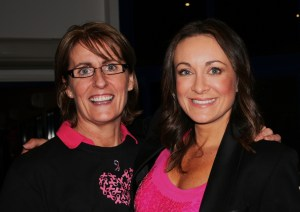 Michelle Bridges and Caroline 191