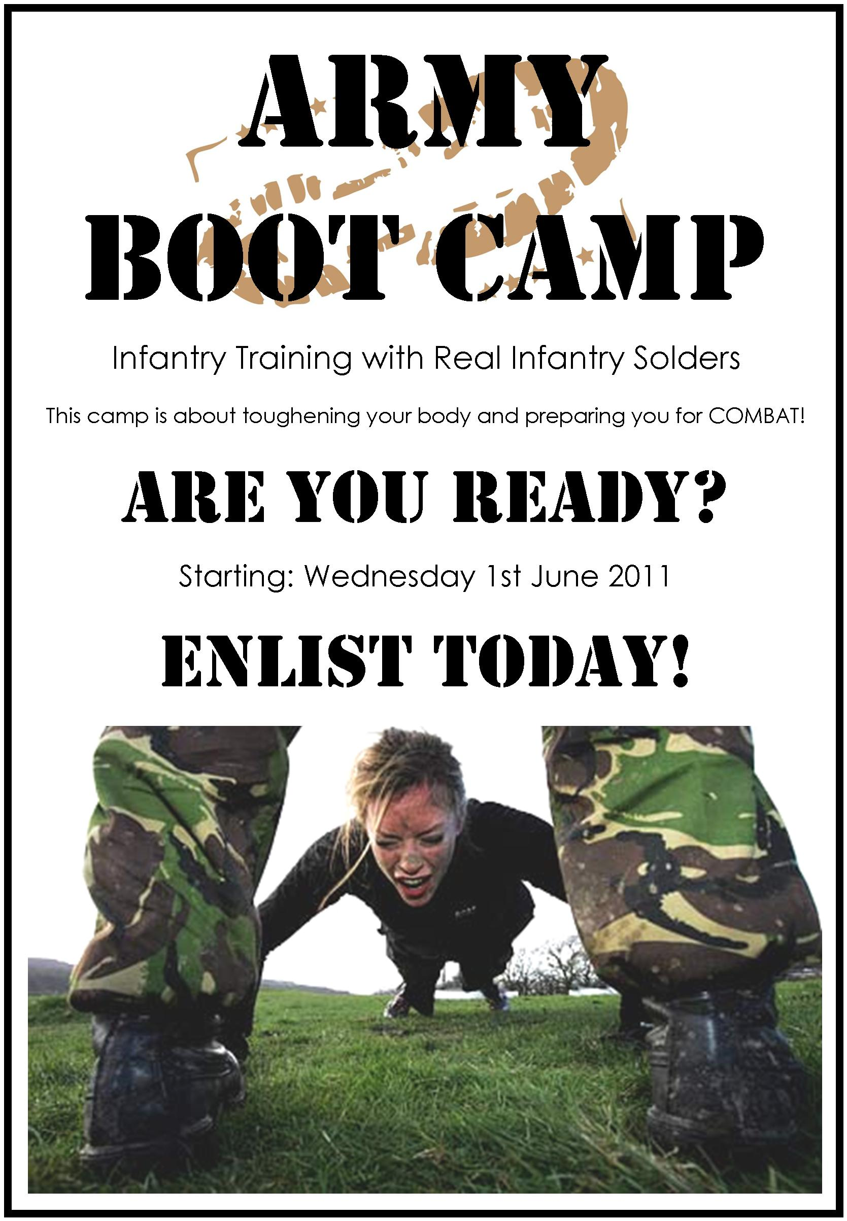army bootcamp integra