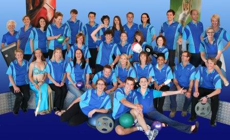 Staff 2009 NBG