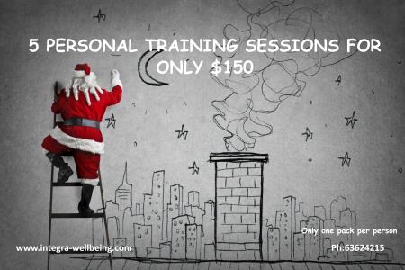 PT 5 sessions